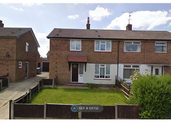 Thumbnail 3 bed semi-detached house to rent in Parkway, Mansfield