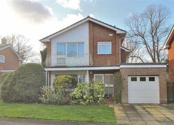 Thumbnail 3 bed detached house for sale in Abbots Close, Highcliffe, Christchurch