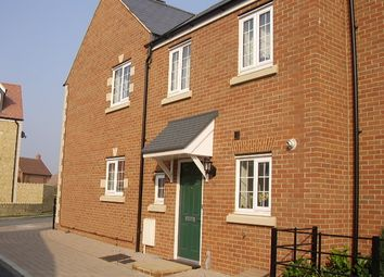 Thumbnail 2 bedroom town house to rent in Ulysses Road, Swindon