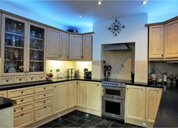 Thumbnail 3 bed semi-detached house for sale in The Crossways, Leicester