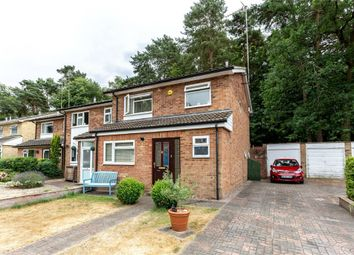 Thumbnail 3 bed end terrace house for sale in Kinross Avenue, Ascot, Berkshire