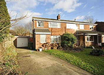 Thumbnail 3 bed semi-detached house for sale in The Chase, Cashes Green, Stroud