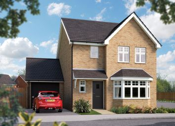 "Thumbnail 3 bed link-detached house for sale in ""The Epsom"" at Campton Road, Shefford"