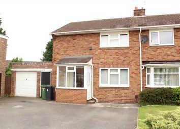 Thumbnail 2 bed end terrace house to rent in Romsey Grove, Fordhouses, Wolverhampton