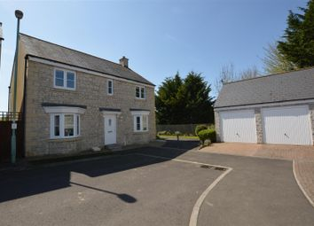 Thumbnail 4 bed detached house for sale in Colliers Way, Haydon, Radstock