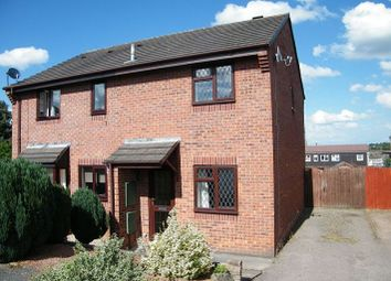 Thumbnail 2 bedroom end terrace house to rent in Fallowfield Close, Hereford