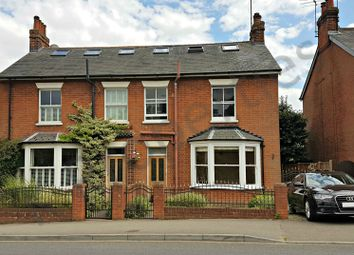 Thumbnail 3 bed semi-detached house to rent in Ipswich Road, Woodbridge