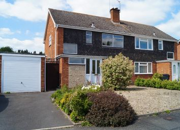 Thumbnail 3 bed semi-detached house to rent in Edmonton Close, Lower Wick, Worcester