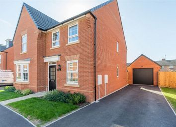 Thumbnail 4 bed detached house for sale in Mahaddie Way, Warboys, Huntingdon