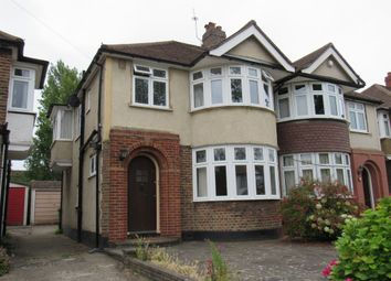 Thumbnail 3 bed semi-detached house for sale in Collyer Avenue, Croydon