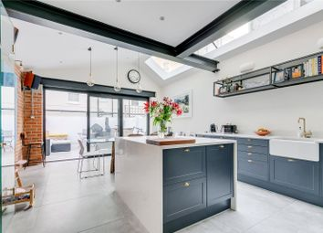 Thumbnail 4 bed terraced house for sale in Musard Road, Hammersmith, London