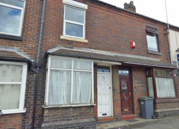 Thumbnail 2 bed terraced house for sale in Chell Street, Hanley, Stoke-On-Trent