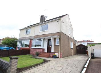 Thumbnail 2 bed semi-detached house for sale in Novar Gardens, Bishopbriggs, Glasgow, East Dunbartonshire