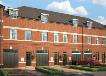 Thumbnail 3 bed town house for sale in Stannington Mews, Off Green Lane, Stannington