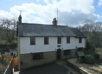 Thumbnail 6 bed detached house for sale in Llechryd, Cardigan