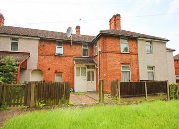 Thumbnail 3 bed town house for sale in Broad Avenue, Leicester