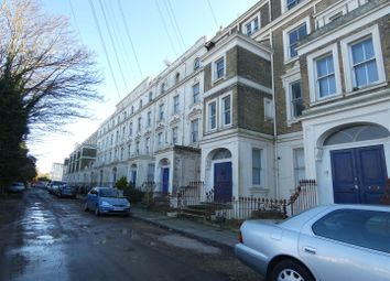 Thumbnail 1 bed flat to rent in Westcliff Terrace Mansions, Pegwell Road, Ramsgate