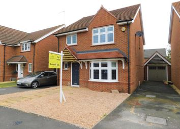 Thumbnail 4 bedroom detached house for sale in Reed Drive, Stafford