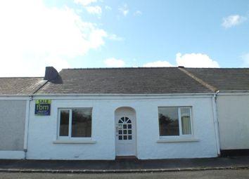 Thumbnail 2 bed terraced house for sale in Milton Terrace, Pembroke Dock, Pembrokeshire
