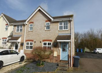 Thumbnail 2 bed end terrace house for sale in Richard Burn Way, Sudbury