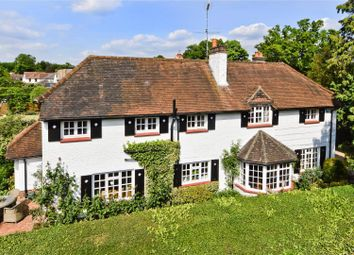 Thumbnail 4 bed detached house for sale in Blundel Lane, Stoke D'abernon, Cobham, Surrey