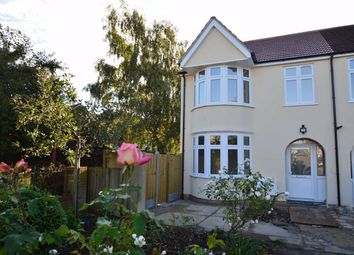 Thumbnail 4 bed semi-detached house to rent in Thornhill Gardens, Barking