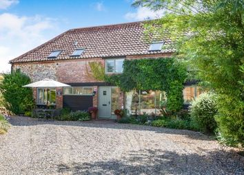 Thumbnail 4 bed barn conversion for sale in Fring, Kings Lynn, Norfolk