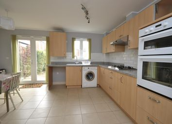 Thumbnail 4 bed terraced house to rent in Trubshaw Close, Horfield, Bristol