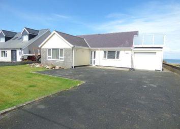 Thumbnail 3 bed detached house for sale in Rhodfa'r Mor, Nefyn, Pwllheli, Gwynedd