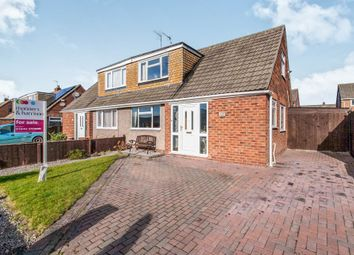 Thumbnail 2 bed semi-detached house for sale in Tunstall Avenue, Billingham