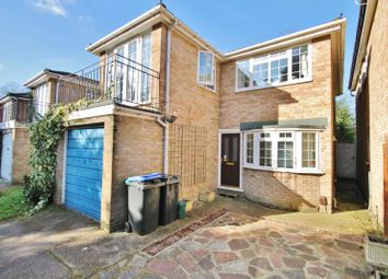 Thumbnail 3 bedroom detached house to rent in Canewdon Close, Woking, Surrey
