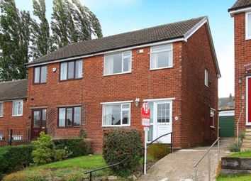 Thumbnail 2 bed semi-detached house for sale in Church View, Woodhouse, Sheffield, South Yorkshire