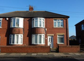 Thumbnail 2 bed flat for sale in 139 Newsham Road, Blyth, Northumberland