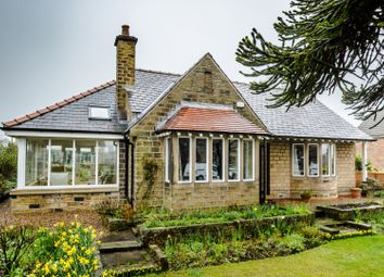 Thumbnail 4 bed detached bungalow for sale in Moor Lane, Netherton, Huddersfield