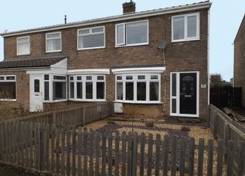 Thumbnail 2 bedroom semi-detached house for sale in Climbing Tree Walk, Pegswood, Morpeth