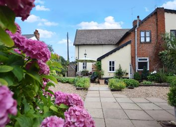 Thumbnail 2 bed cottage for sale in Lower Street, Baylham, Ipswich