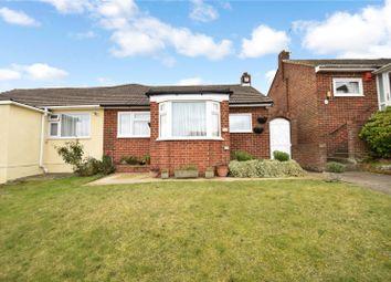 Thumbnail 2 bedroom semi-detached bungalow for sale in Beacon Drive, Bean, Dartford, Kent