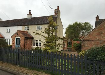 Thumbnail 2 bed cottage to rent in Hall Lane, Kinoulton, Nottingham