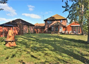 Thumbnail 3 bed detached house for sale in Irwin Road, Minster On Sea