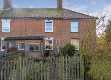 Thumbnail 2 bedroom cottage for sale in Holton Road, Halesworth