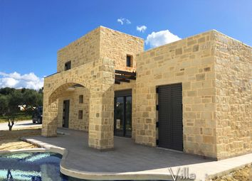Thumbnail 2 bed villa for sale in Amnatos, Rethymno (Town), Rethymno, Crete, Greece