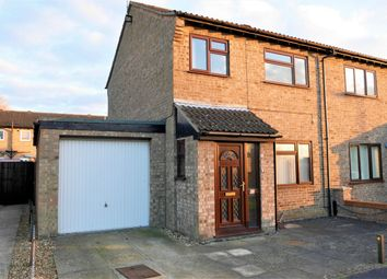 Thumbnail 3 bed semi-detached house for sale in Wimbotsham Road, Downham Market