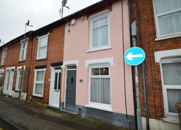 Thumbnail 2 bedroom terraced house for sale in Norfolk Road, Ipswich