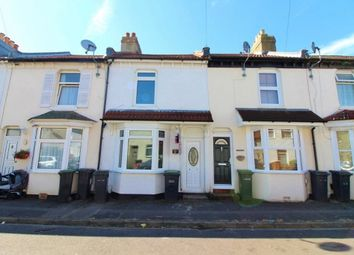 Thumbnail 2 bed terraced house for sale in Lavinia Road, Gosport