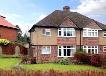 Thumbnail 3 bed semi-detached house for sale in The Ridgeway, Watford