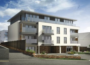 Thumbnail 2 bed flat for sale in Fistral House, Esplanade Road, Newquay