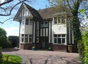 Thumbnail 4 bedroom detached house for sale in Bath Road, Worcester