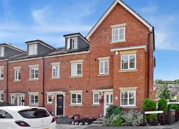 Thumbnail 4 bed town house for sale in Silver Streak Way, Strood, Rochester, Kent