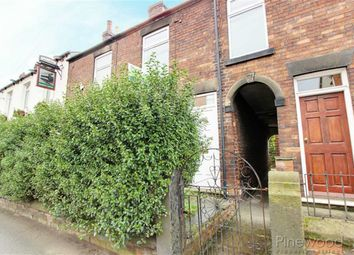 Thumbnail 2 bed terraced house to rent in Chatsworth Road, Brampton, Chesterfield, Derbyshire