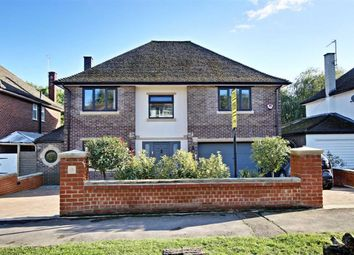 Thumbnail 4 bed detached house to rent in Courtleigh Avenue, Hadley Wood, Hertforshire